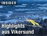 Skifliegen in Vikersund