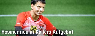 Philipp Hosiner beim ÖFB-Training