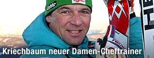 Trainer Jürgen Kriechbaum