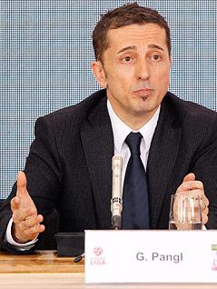 Bundesliga-Vorstand Georg Pangl