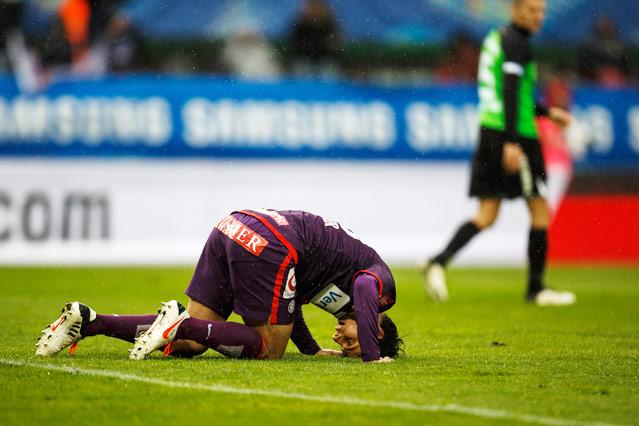 Spielszene aus dem ÖFB-Cup-Finale