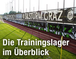Sturm Grazer Trainingszentrum Messendorf