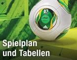 Ball für den Confederations Cup 2013