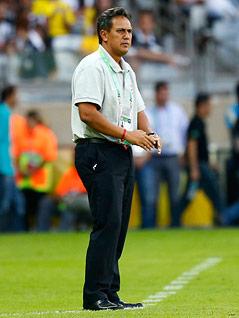 Tahiti-Trainer Eddy Etaeta