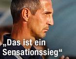 Trainer Adi Hütter (Grödig)