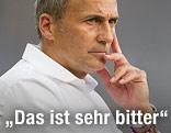 Trainer Darko Milanic (Sturm)