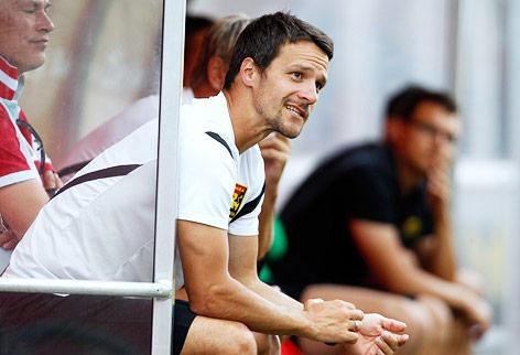 Admira-Co-Trainer Oliver Lederer