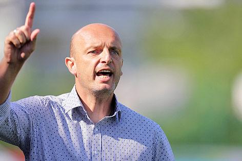 Trainer Slobodan Grubor