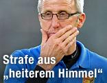 Trainer Walter Knaller (Admira)