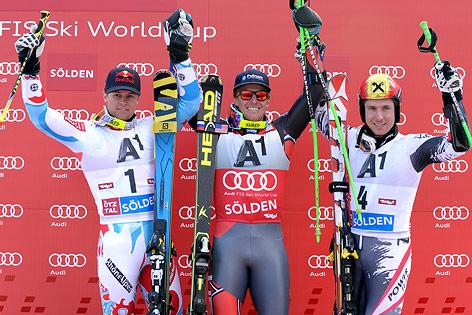 Hirscher fantastičnim nastupom otvorio novu skijašku sezonu