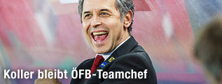 ÖFB-Teamchef Marcel Koller