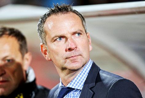 ÖFB-Damen-Coach Dominik Thalhammer