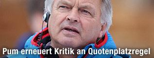 ÖSV-Sportdirektor Hans Pum