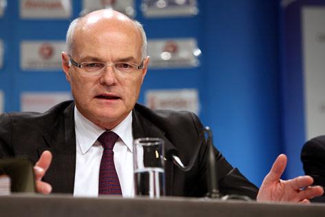 Präsident Karl Stoss (OEOC)