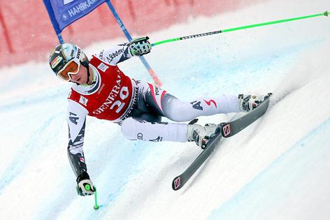 Hannes Reichelt beim Super-G