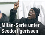 Trainer Clarence Seedorf