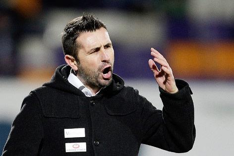 Trainer  Nenad Bjelica (Austria Wien)