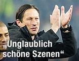 Salzburg Trainer Roger Schmidt