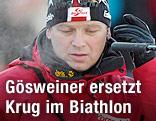 Trainer Reinhard Gösweiner