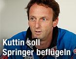 Trainer Heinz Kuttin