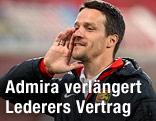 Co-Trainer Oliver Lederer (Admira)