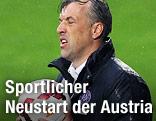 Trainer Herbert Gager (A.Wien)
