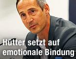 Trainer Adi Huetter (RBS)
