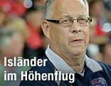 Trainer Helgi Kolvidsson (A.Lustenau)
