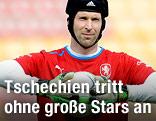Torhüter Petr Cech