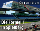 Tribüne am Red-Bull-Ring