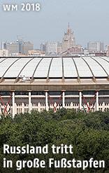Luschniki-Stadion in Moskau