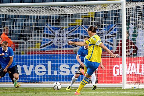 Zlatan Ibrahimovic (SWE)