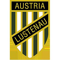 Flagge von Austria Lustenau