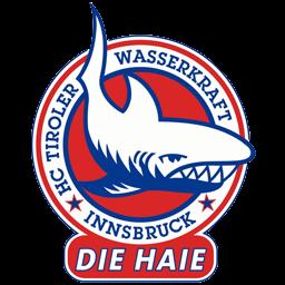 Flagge von Innsbrucker Haie