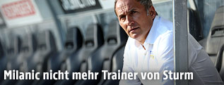 Trainer Darko Milanic