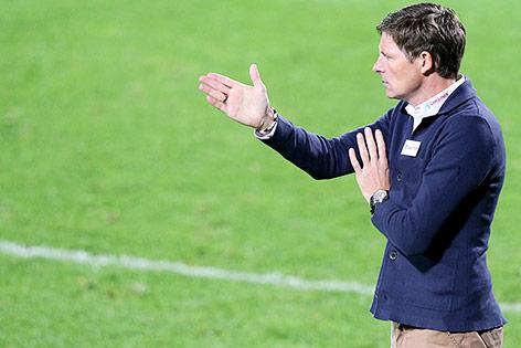 Ried-Trainer Oliver Glasner