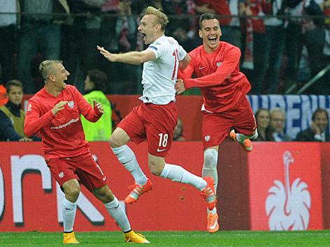 Deutschland Polen Endstand