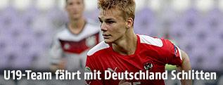 ÖFB-U19-Teamspieler Philipp Lienhart