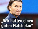 Austria-Coach Gerald Baumgartner