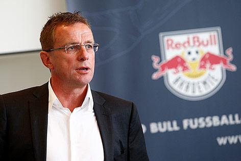 Red-Bull-Sportdirektor Ralf Rangnick