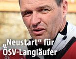 Leiter für Langlauf und Biathlon, Markus Gandler