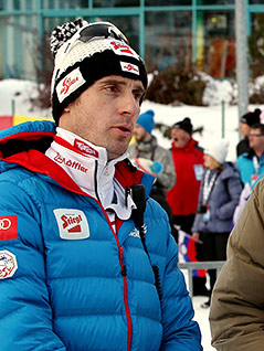 ÖSV-Trainer Christoph Eugen