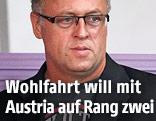 Sportdirektor Franz Wohlfahrt