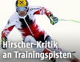 Marcel Hirscher während eines Trainings auf der Golden Peak-Strecke in Vail