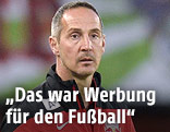 Salzburg-Trainer Adi Hütter