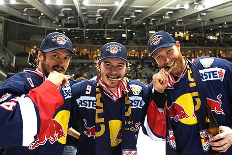 Feierlaune In Salzburg Nach Sweep Sportorfat
