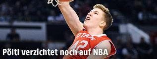 Basketballer Jakob Pöltl