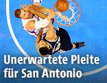 Blake Griffin (Clippers) Tim Duncan (San Antonio)
