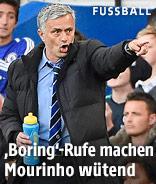 Chelsea-Trainer Jose Mourinho