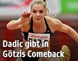 Siebenkämpferin Ivona Dadic
